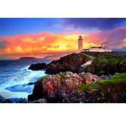 Fanad Head Lighthouse Ireland Jigsaw Puzzle  PuzzleWarehousecom