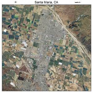 california map santa aerial photography map of santa ca california