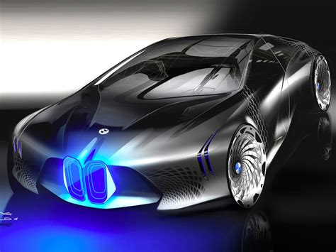 future bmw bmw vision next 100 shows future of bmw business insider