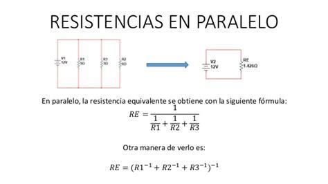 resistor em serie formula resistencia equivalente