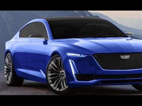 2019 Cadillac Ct3 by 2018 2019 Cadillac Escala Exhaust Note