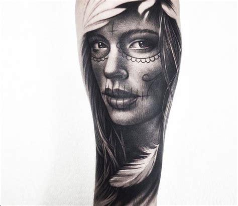 muerte tattoo 17 best ideas about la muerte on rosa