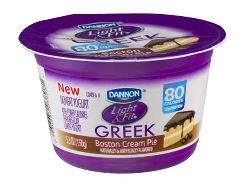 Dannon Light And Fit Yogurt Nutrition by Dannon Light And Fit Nutrition Information Nutrition Ftempo