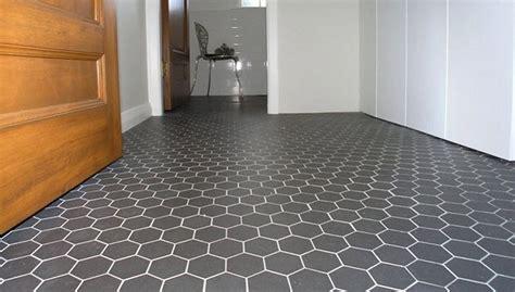 Grey Hexagon Floor Tile by 40 Gray Hexagon Bathroom Tile Ideas And Pictures