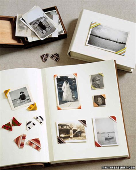 Wedding Album How Many Pages by 36 Great Scrapbook Ideas And Albums Martha Stewart
