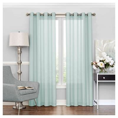 what does light filtering curtain liberty light filtering sheer curtain eclipse target