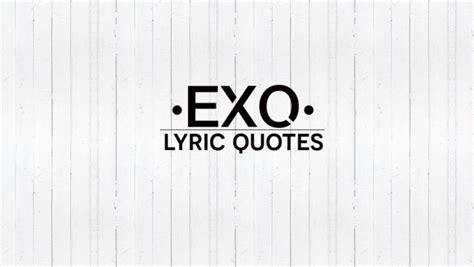 exo power lyrics pics for gt exo song lyrics quotes