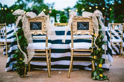 Stuhldeko Hochzeit by Deko Ideen F 252 R Die Brautpaar Sitzpl 228 Tze Evet Ich Will