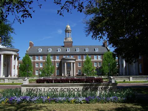 Southern Methodist Mba Cost by 2016 Ranking Of Best Undergraduate Business Schools