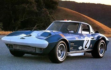 1963 grand sport corvette tech center