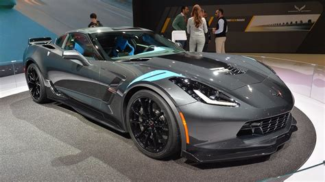 2017 Corvette Hp by 2017 Corvette Grand Sport Unveiled With 460 Hp