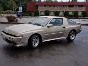 Chrysler Starion 1988 Mitsubishi Starion Chrysler Conquest Tsi For Sale