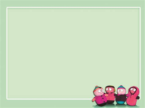 south park border ppt backgrounds ppt backgrounds templates