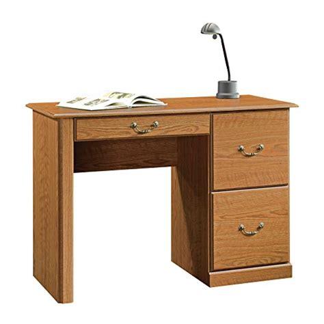 Oak Finish Computer Desk Brand New Sauder Orchard Computer Desk Carolina Oak Finish Ebay
