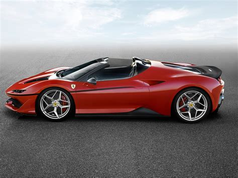 Ferrari From Which Country by Ferrari S New J50 Is Available Only In One Country
