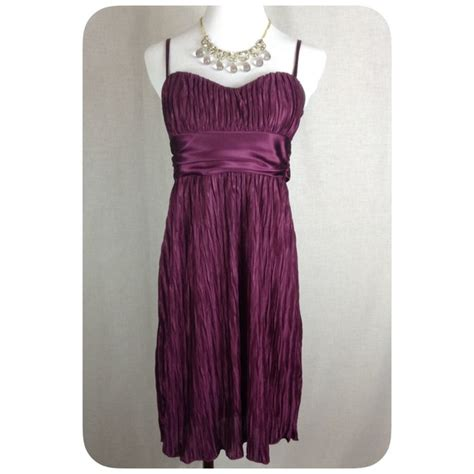 plum colored dresses speechless plum colored dress from s closet on