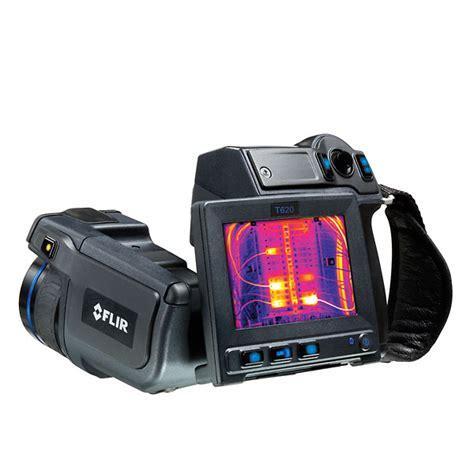 flir infrared flir t420 thermal imaging infrared leda electronics