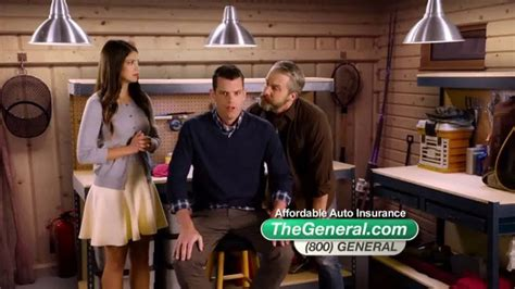 insurance commercial actress the general tv commercial young love ispot tv
