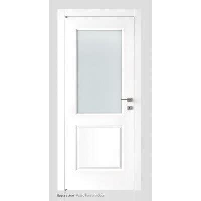 laccatura porte interne porte interne laccata liscia battente vetro brera pv