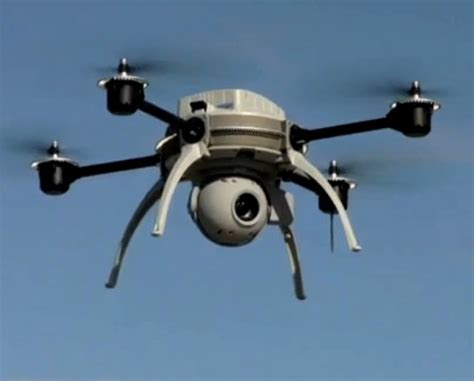 residential security drones flying in home security