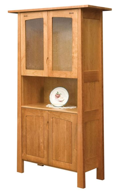 hutch kitchen furniture 79 best images about amish hutches display cabinets on