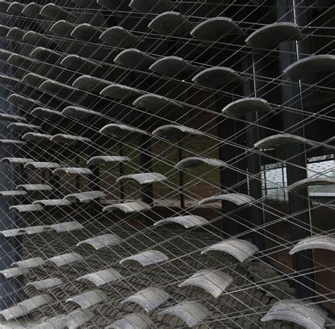 Kengo Kuma Rethinks The Of Kengo Kuma Folk Museum In Hangzhou China Arquitectura Viva 183 Architecture Magazines