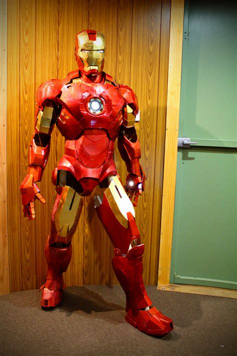 sandbaggers iron man builds steel page