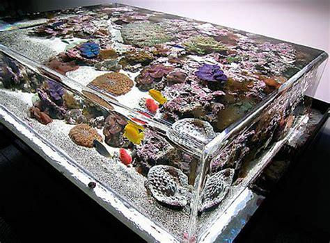 Aquarium Pool Table by Zeroedge Aquarium Techeblog