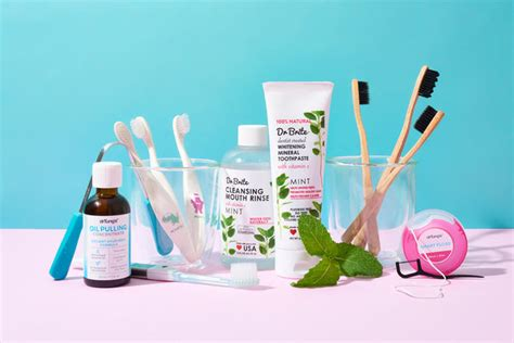 natural teeth whitening products nourished life