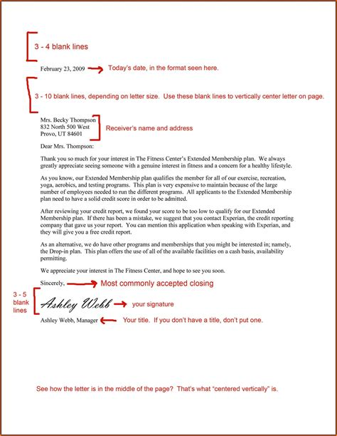 ideas of quotation letter sample format example template stunning