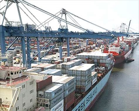 the biggest ports of india rediff.com business