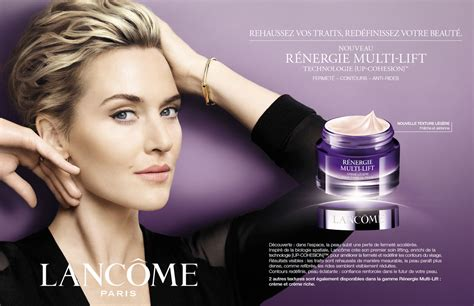 celebrity endorsed skin care products kate winslet actress celebrity endorsements celebrity