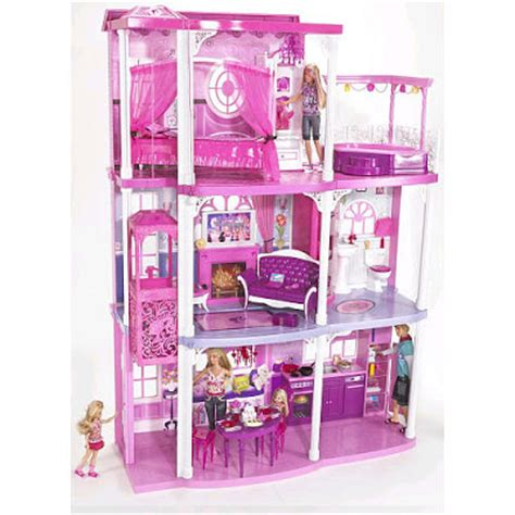 barbie house toys r us birthday present