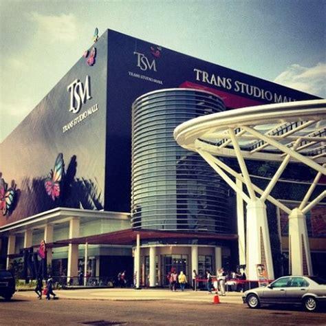 wisata bandung trans studio mall aneka tempat wisata