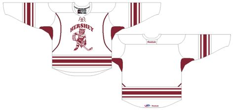 Ahl New Thirds For Bears Stars Blog Icethetics Info Adidas Hockey Jersey Template