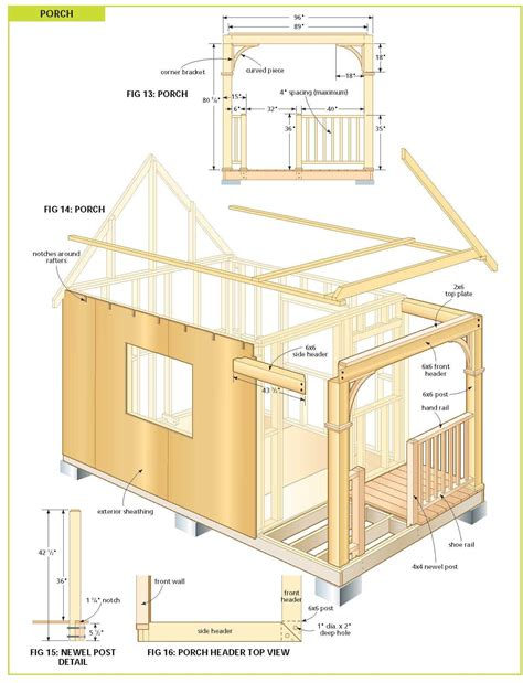 free wood cabin plans creative wood cabins