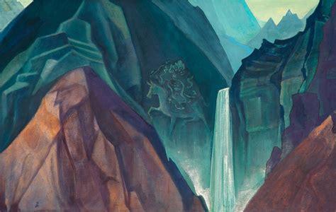 painting images paintings by nicholas roerich vidzhaya