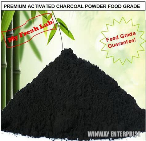 Activated Bamboo Charcoal Powder 50 Gram activated charcoal powder promocja sklep dla promocyjnych