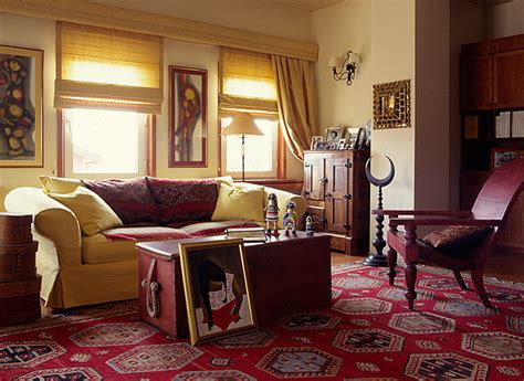Decorating Tips For Bedroom by Living Room Home Decor Kilim Rug In A Living Room 04