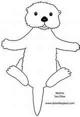 otter coloring pages preschool oo for otter craft blog of all my preschool crafts n