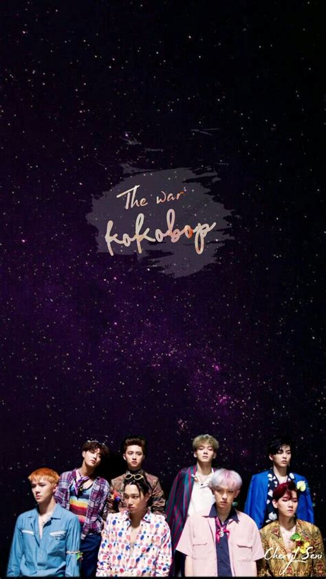 exo wallpaper twitter exolympics on twitter quot edit exo kokobop wallpaper