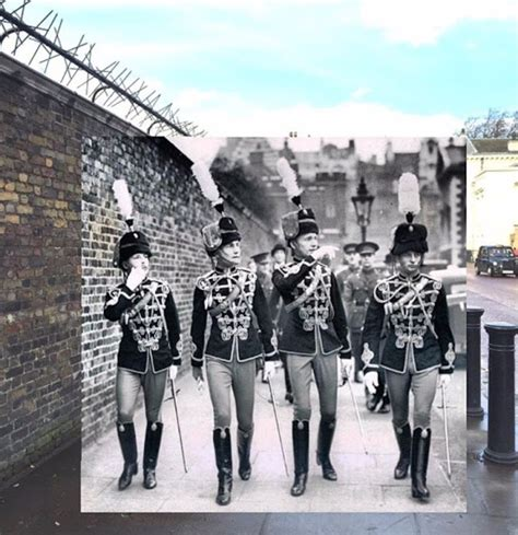 famous scenes then and now amazing then and now photos of famous scenes in london
