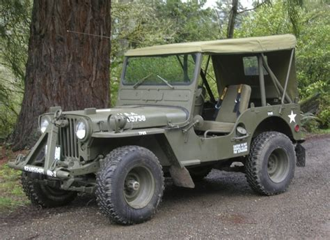 Baxter Jeep Service And Their Wheels Dan Baxter S 1952 M38 Willys Jeep