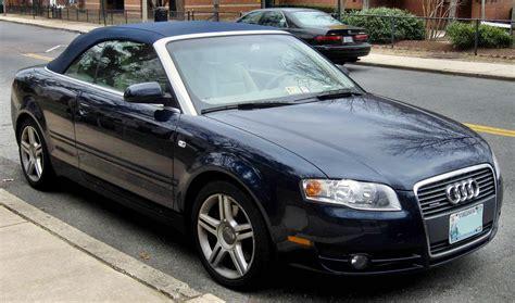 audi a4 cabriolet 2007 models Auto Database.com