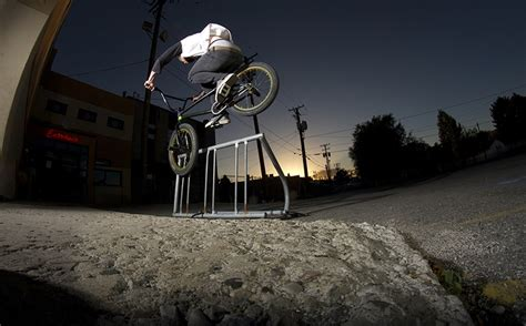 Sugarhouse Rack by Slug Bmx Photo Feature Paul Edwards