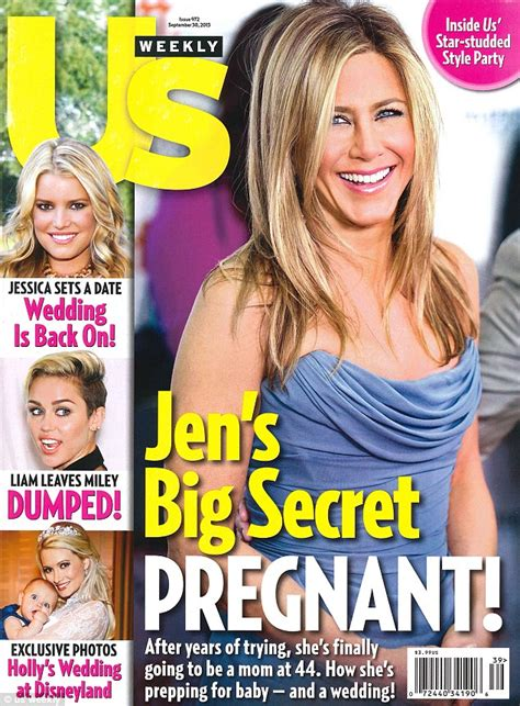 Anistons Pregnancy Secret by Is Aniston Really With Justin Thereaux S