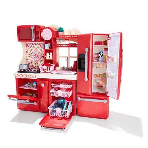 Kmart Play Kitchen by Our Generation Gourmet Kitchen Set Kmart