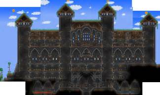 terraria house more like terraria mansion i did not