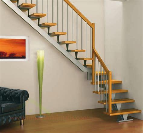 40 model tangga kayu minimalis dan modern desainrumahnya com