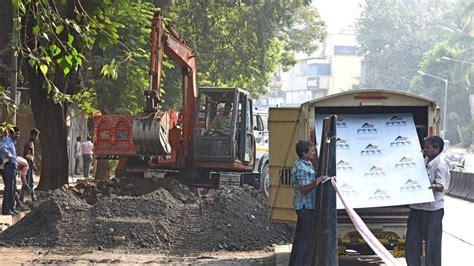 sidewalks of the world mumbai ride on mumbai s sv road to get smoother mumbai news